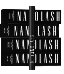 A step to beautiful eyelashes and eyebrows - Nanolash